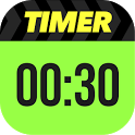 Timer Plus - Workouts Timer icon