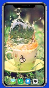 Tea & Coffee Wallpaper HD 3