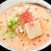 Vegetarian Tan Tan Ramen