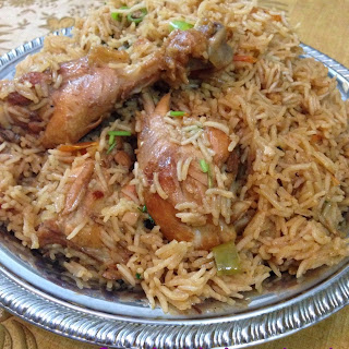 Punjabi Chicken Pulao