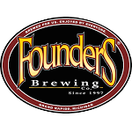 Founders Porter With Blueberries And Vanilla