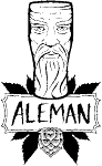 Logo for Aleman Brewing