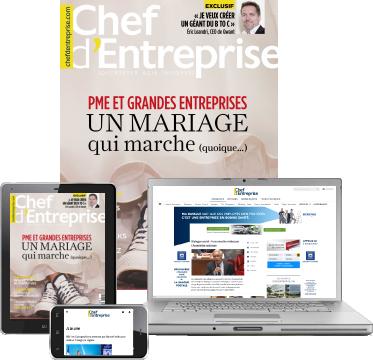 magazine chefdentreprise