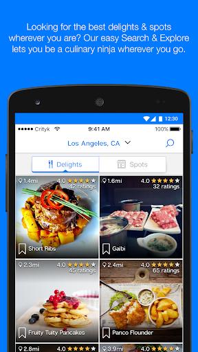玩免費遊戲APP|下載Crityk - Food Finder App app不用錢|硬是要APP