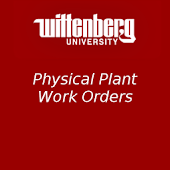 Physical Plant Work Orders