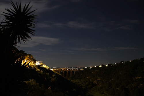 paesaggio notturno di giannipasseri