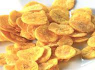 Chifles - Fried Plantain Chips Recipe