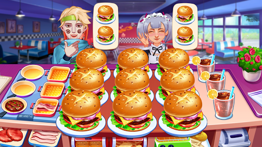 Cooking Master :Fever Chef Restaurant Cooking Game 1.29 screenshots 1