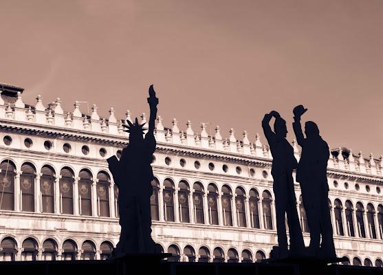 Sagome su Venezia di piera_pi