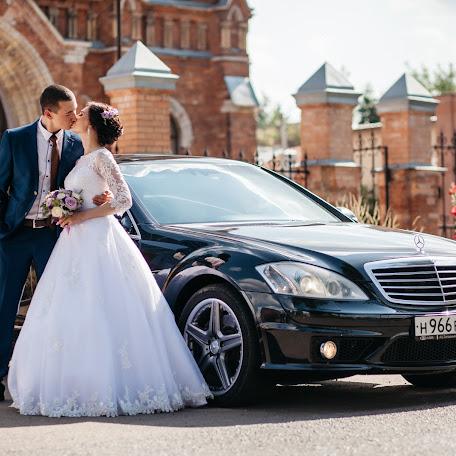 Wedding photographer Aleksandr Egorov (EgorovFamily). Photo of 16.10.2017