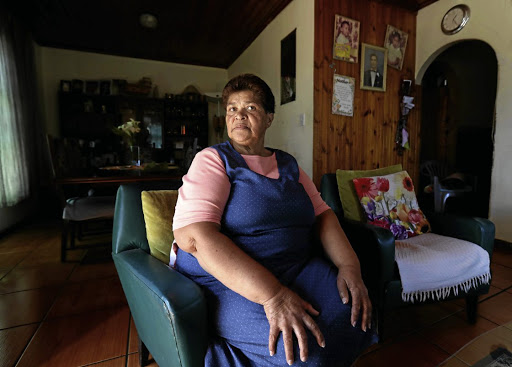 Loretta Steyn of Belhar in Cape Town has discovered that hypertension has taken a heavy toll on her family.