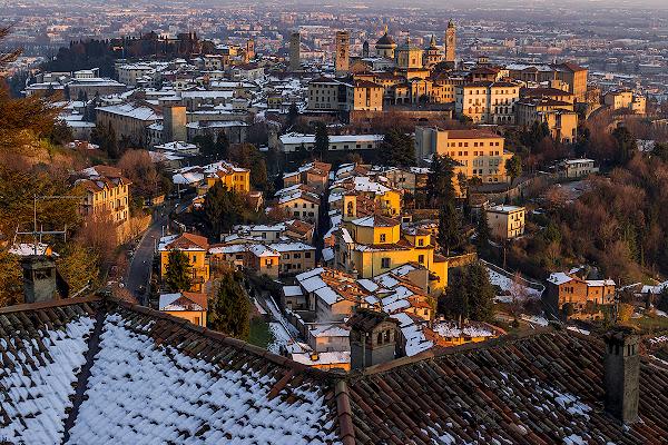 Sopra i tetti di Simone De Barba