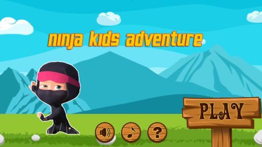 Ninja Kids Adventure
