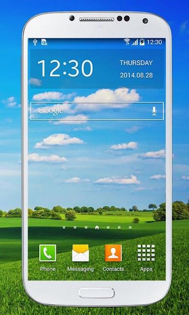#5. Transparent Screen Wallpaper (Android)