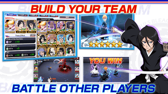 BLEACH Brave Souls 5.2.2 MOD (God Mode/Instant Kill) Apk 4