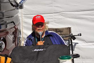 Photo: Johnny Goodrum entertains