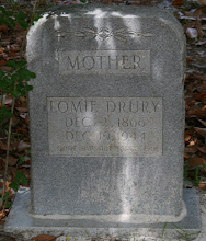 Photo: Lomie Drury aka Saloma Thomas daughter of Riley T Thomas and Emily Thomas/ Wife of William H Dowling and Newton Druary