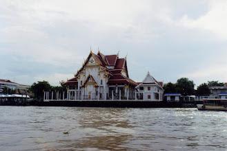 Photo: #020- La rivière Chao Phraya ou Ménam-Bangkok