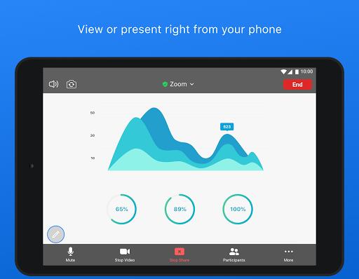 ZOOM Cloud Meetings screenshot 16