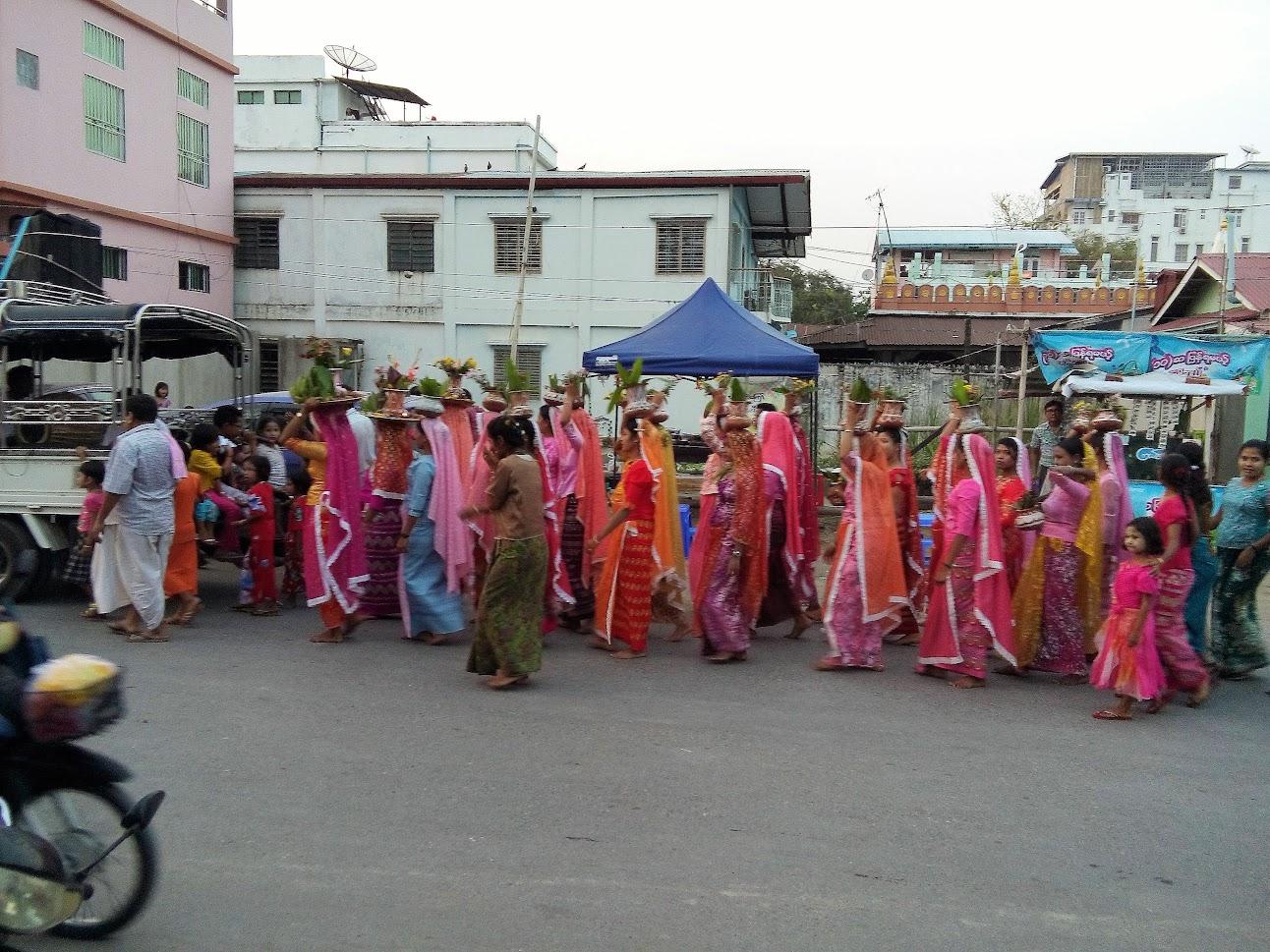 09일. 미얀마의 힌두교도들