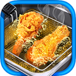 Deep Fry Maker - Street Food Icon