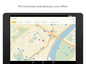 Yandex.Maps - screenshot thumbnail 06