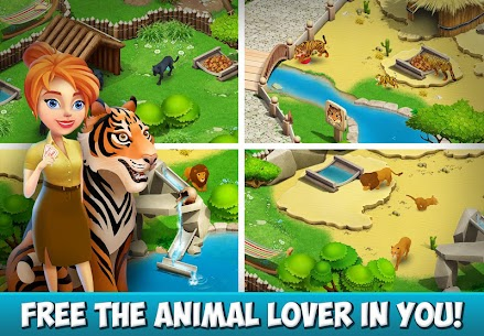 Family Zoo: The Story 1.3.2 MOD (Unlimited Money) 5