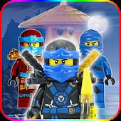 Tải Game Warrior Ninjago Games