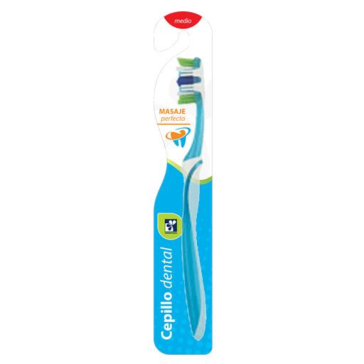 Cepillo Dental Farmatodo Masaje Perfecto Und