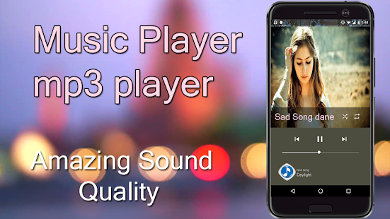 Music Player mp3 – Audio Player 2017 - náhled