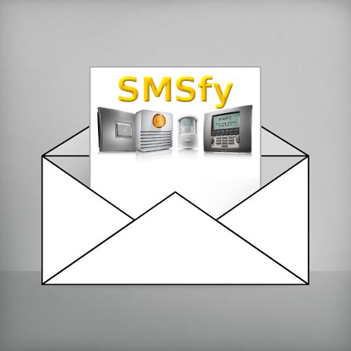 SMSfy, alarme Somfy par SMS