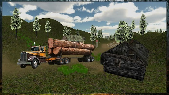 Jungle Wood Cargo - náhled