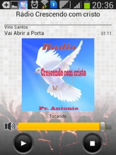 Radio Crescendo Com Cristo