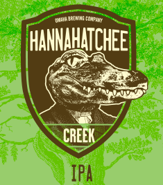 Logo of Omaha Hannahatchee Creek IPA