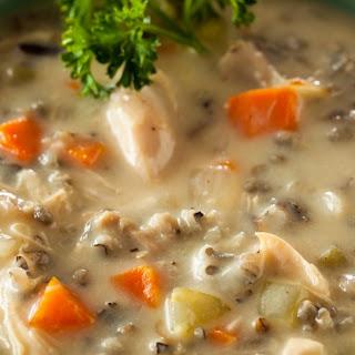 Chicken Wild Rice Tomato Soup Recipes