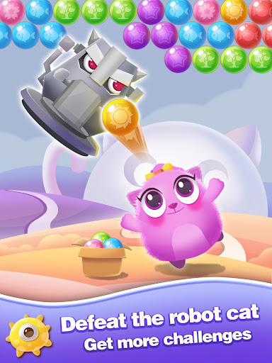 Bubble Cats - Bubble Shooter Pop Bubble Games 1.0.6 screenshots 7