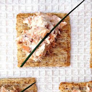 Smoked Salmon and Cream Cheese Dip.