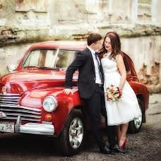 Wedding photographer Natalya Tryashkina (natahatr). Photo of 03.10.2016