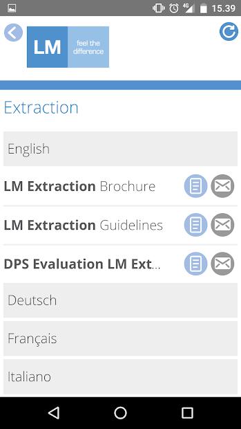 LM-Dental Material Kit screenshot 1