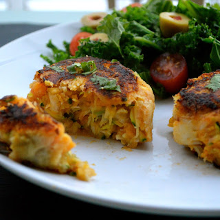 Cod Fish Cakes Without Potatoes Recipes.