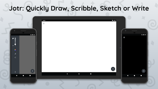 Jotr: Quickly Draw, Scribble, Sketch or Write screenshot 4