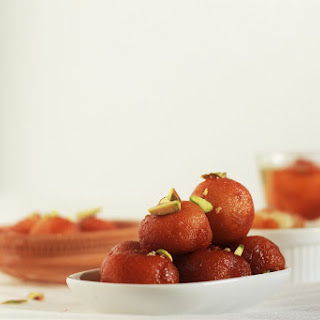 Instant Bread Gulab Jamun Recipe-How to make Gulab Jamun with Bread.