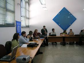 Photo: Reunion de trabajo y exámenes Universidad Catolica Ntra. Sra de Asuncion - PARAGUAY, 25 de Abril