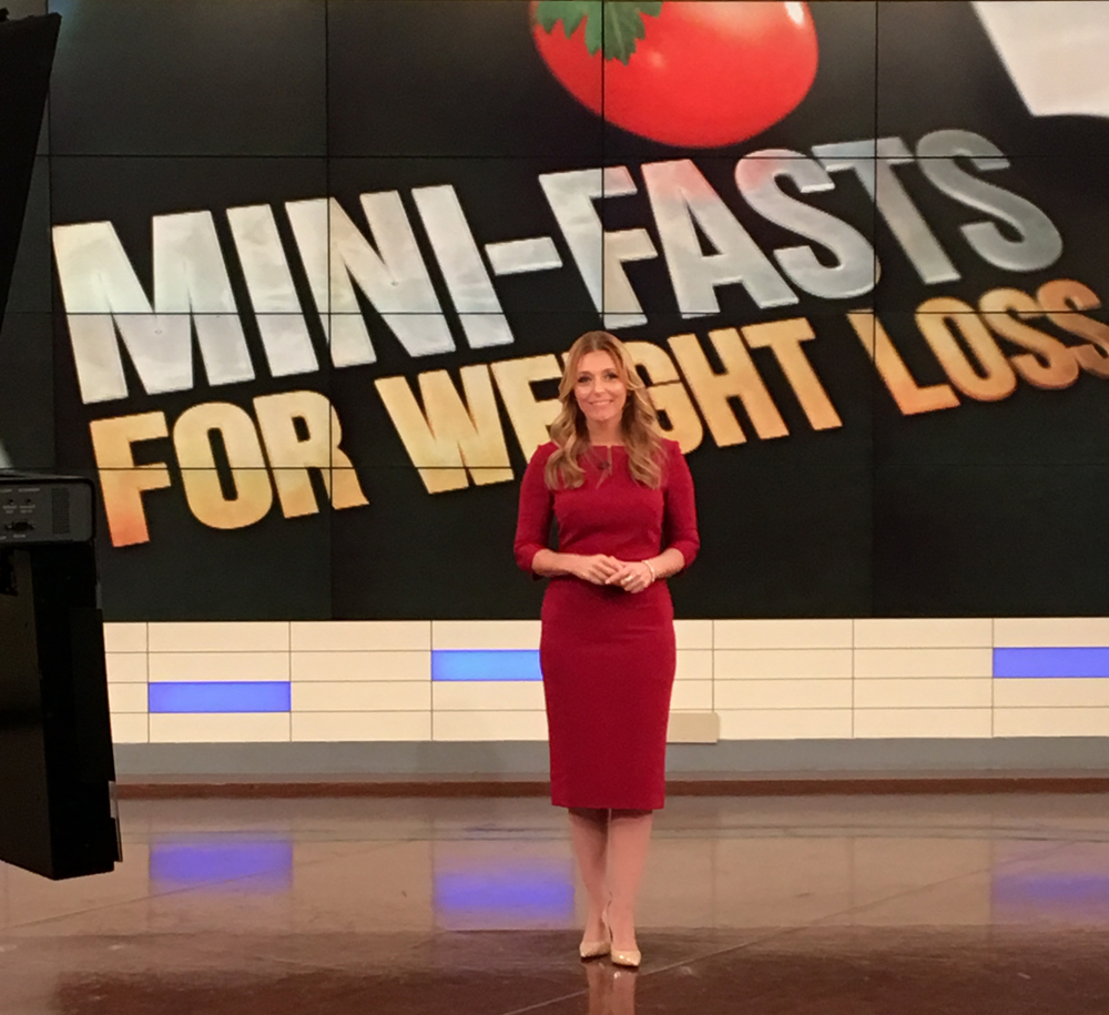 Dr. Oz - Dr. Kellyann on Mini-Fasting for Weight Loss, July 5
