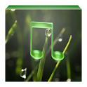 The relaxing sounds of nature icon