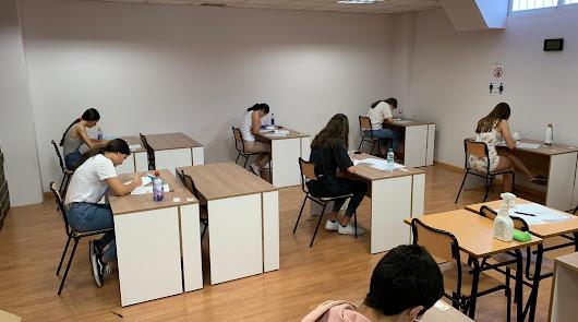 Almería vuelve a realizar exámenes de Cambridge presenciales