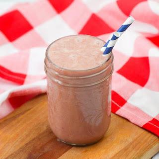 Pineapple Cherry Smoothie Recipe