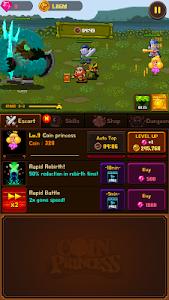 Coin Princess v1.4.3 [Mod Money]