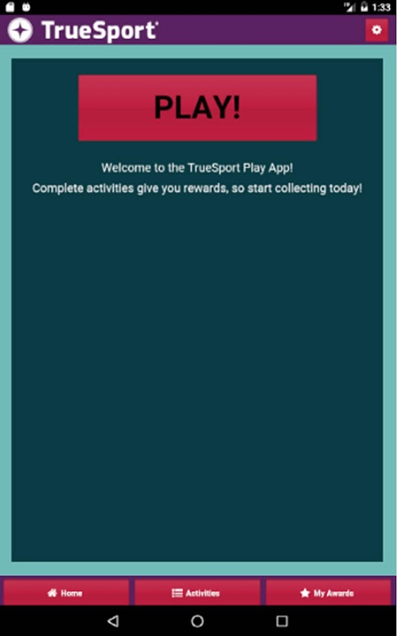 TrueSport Play- screenshot