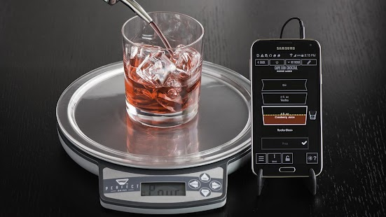 Perfect drink android apps on google play for Perfect drink bluetooth scale
